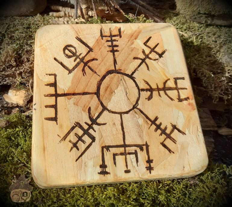 Vegvisir simple M1 01