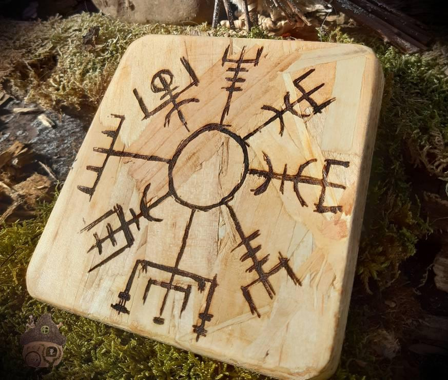 Vegvisir simple M1 05